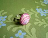 Cute as a Button Ring III