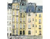 A Bit of Paris - 6 x 8