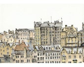Edinburgh Windows - 4 x 6