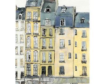 A Bit of Paris - 5 x 7
