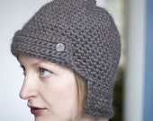 Hunter - Lux Silk \/ Alpaca Hat