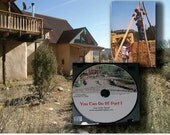 Build a Straw Bale House DVD    You Can Do It