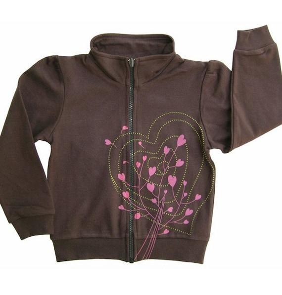 Black Friday Sale, Cyber Monday Sale, Hipster kids clothes, Cool Kids, Toddler girls clothes, Girls Jacket, Hearts Pink Toddler Jacket