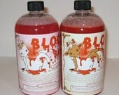 Blood Bath SET- Foaming Fawn Bubble Bath & Berrycorn Bloody Bubble Bath