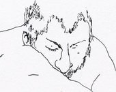 Original Drawing - Male 01 - reserved for Avigail