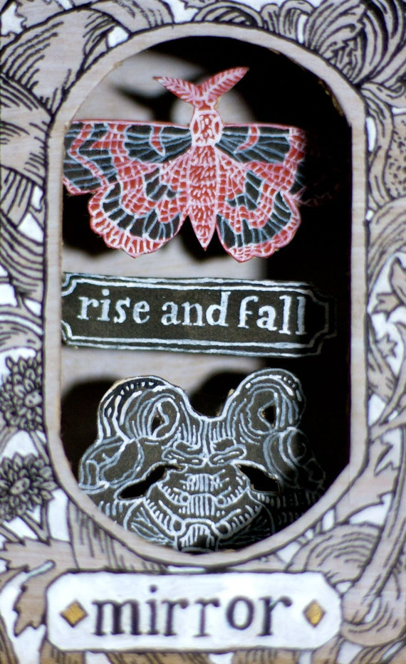 Rise and fall - Shadow Box