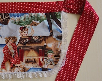 Great Outdoors Craft Apron