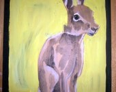 STUDIO SALE - wendell the wascally wabbit