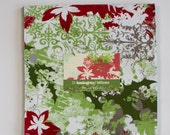 SALE - Blitzen Layer Cake by BasicGrey for Moda Fabrics, 42 10 inch squares