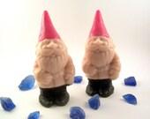 Garden Gnome Soap, Unique Custom Soap Gift
