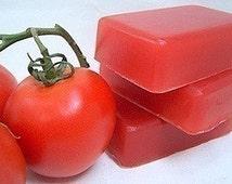 Kitchen Tomato Soap, Handmade Soap, Best Selling Item