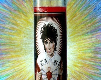 Saint Johnny Candle