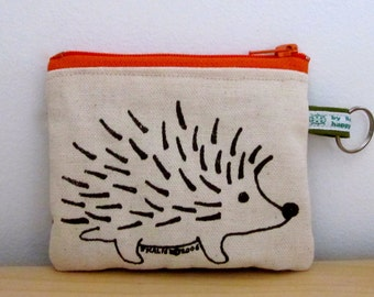 Hedgehog Change Purse