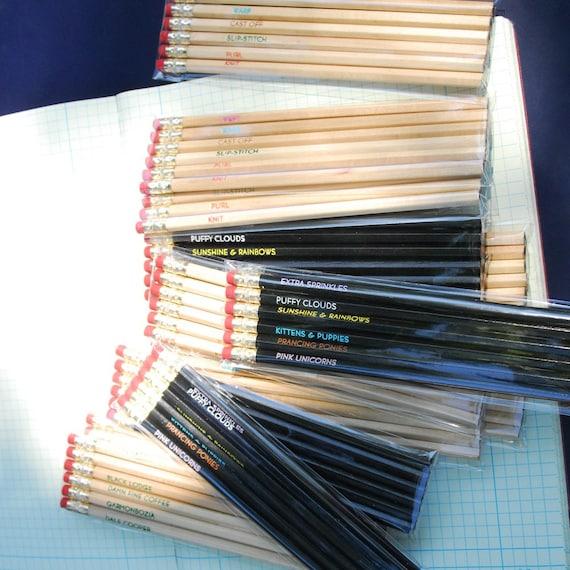 Custom Pencil Sets for - Bug and Mo