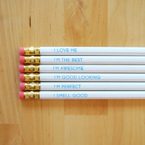 The Best - Pencil Set for Valerie Silver