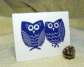 Owl Buddies Note Cards