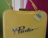 MOTHER TRUCKER HANDBAG  Pinto Purse