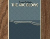 The 400 Blows Limited Edition Movie Print