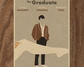 16x12 Movie Poster Print - The Graduate