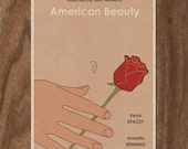 16x12 Movie Poster Print - American Beauty