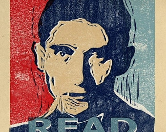 Franz Kafka Print - The READ series