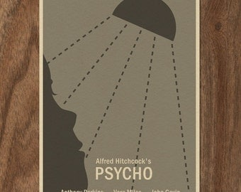 PSYCHO Limited Edition Print