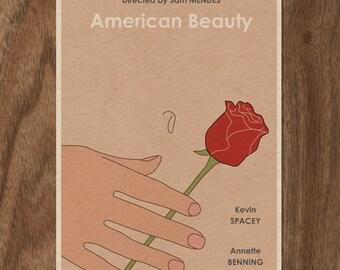 16x12 Movie Poster Print - American Beauty