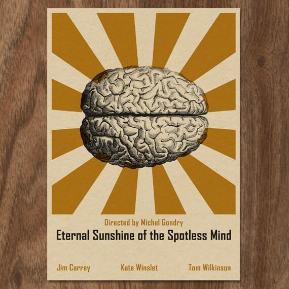 16x12 Movie Poster Print - Eternal Sunshine of the Spotless Mind