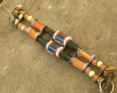 repurposed materials bracelet