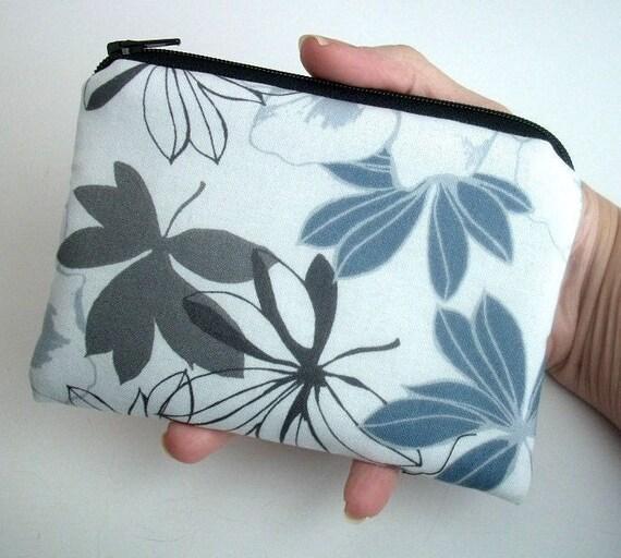 Gentle Slate Etchings Little Zipper Pouch Coin Purse Gadget Case (Padded)