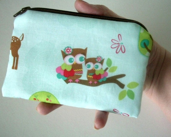 how to make pouch in the forest