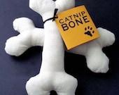 Organic Catnip Bone