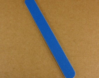2 Way File with Two Abrasive Surfaces for Smoothing Rough Edges - Great for Glass and Ceramics