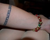 RESERVED for Jenn aka rsbd2anglcks Jingle Bracelet
