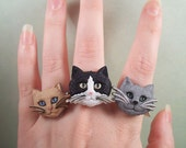 Kitty Ring (your choice)
