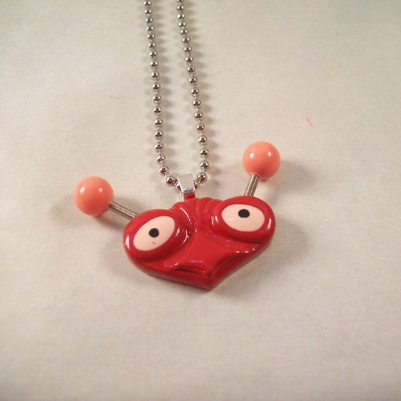 The Extra-Terrestrial Necklace