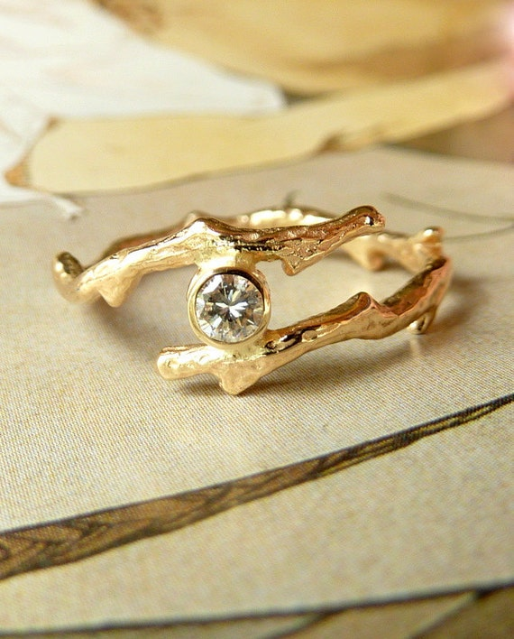 Bypass Branch Ring with Diamond