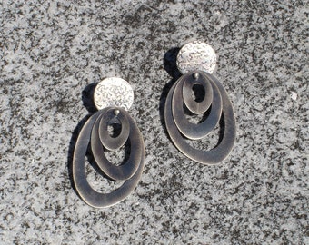 Elegant Plume earrings