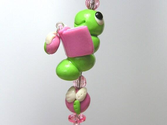 Bookworm Beads