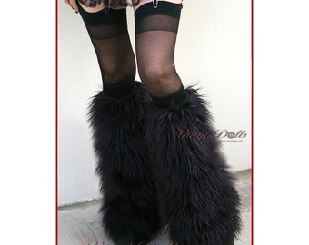 Black Rave Fluffies
