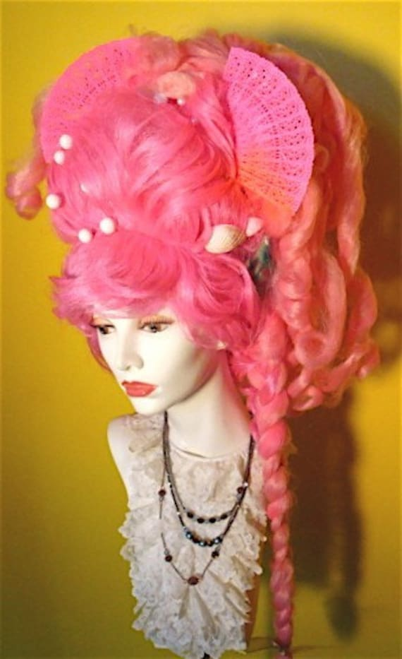 Calamari Creampuff Wig