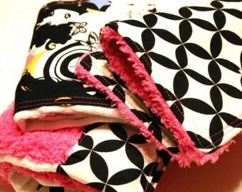 PDF-Boutique Burp Cloths 3 STYLES-PDF ePATTERN