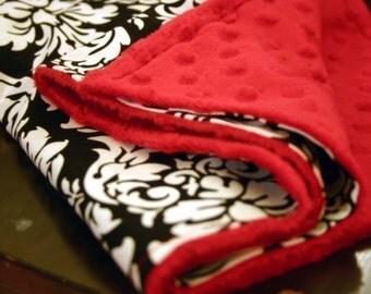 baby blanket tutorial pdf  Boutique Minky Blanket PDF ebook how to make it do it yourself tutorial diy