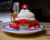Half Off Sale Strawberry Shortcake Crochet Pattern