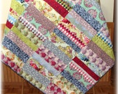 Parisville Quilt lap or throw