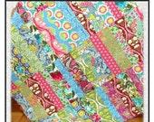 Quilt Pattern Just tween us Girls Fat Quarter cjw 015 Carlene Westberg Designs