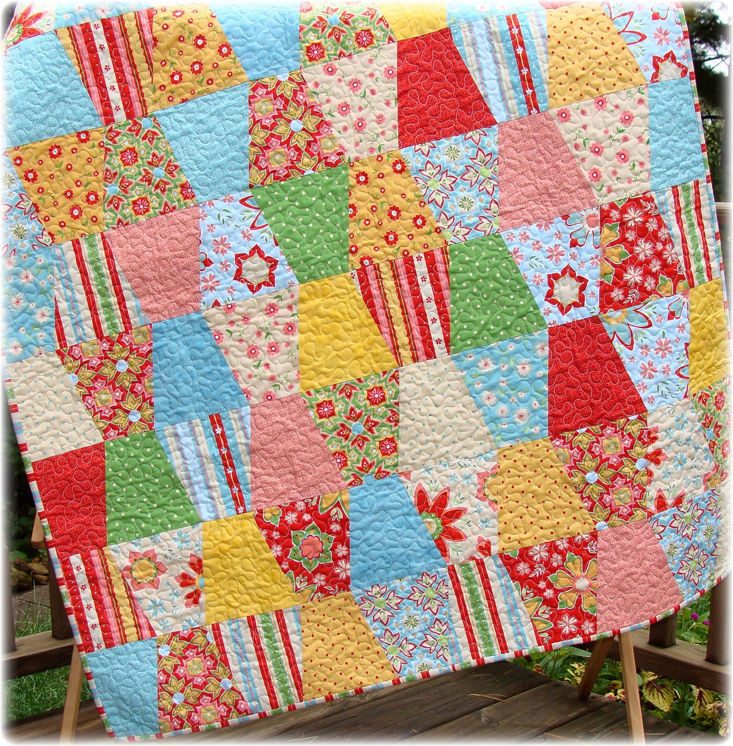 Baby Quilt Delighted Tumbler