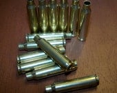 DD - Brass Bullet Shell Casings for Jewelry, Altered Art or Steam Punk Crafts