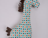 Giraffe plush toy-small