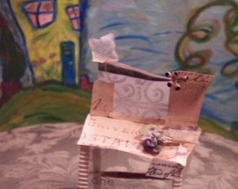 Fairy Furniture, Little Princess Writing Desk